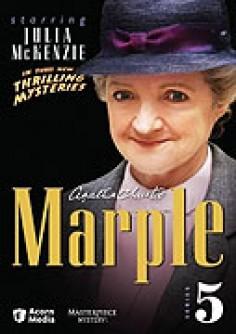 Agatha Christie: Slečna Marpleová: Modrý muškát