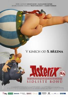 Asterix: Sídlo bohov