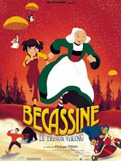 Bécassine - Poklad Vikingov