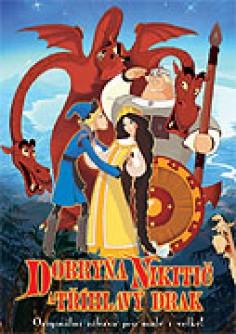 Dobryňa Nikitič a tříhlavý drak