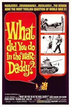 Čo si robil cez vojnu, ocko ?