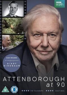 David Attenborough - v devadesáti stále za kamerou