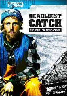 Deadliest Catch: Crab Fishing in Alaska