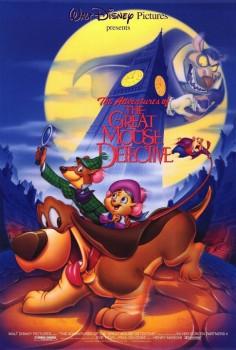 Slavný Myší Detektiv
