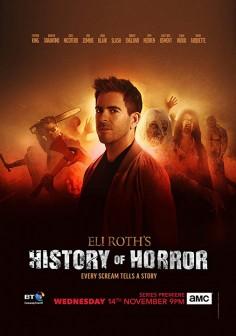 Eli Roth: Historie hororu