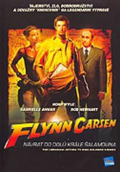 Flynn Carsen: Návrat do baní kráľa Šalamúna