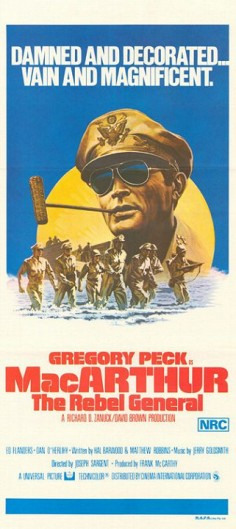 Generál MacArthur