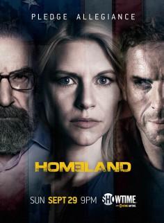 Homeland: V mene vlasti