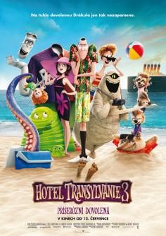 Hotel Transylvánia 3: Strašidelná dovolenka