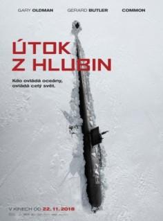 Hunter Killer: Neviditeľný zabijak