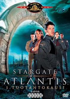 Hviezdna brána: Atlantída
