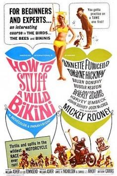 Jak vycpat divoké bikini