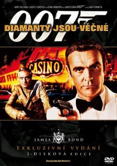 James Bond: Diamanty sú večné