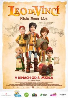 Leo da Vinci: Misia Mona Lisa