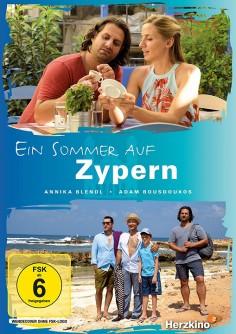 Leto na Cypre