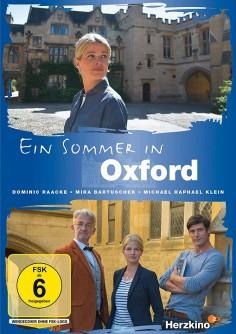 Léto v Oxfordu