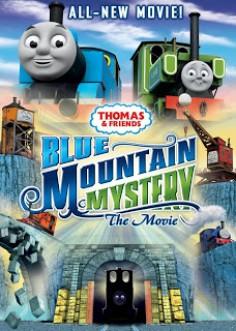 Lokomotiva Tomáš: Záhada Modré hory
