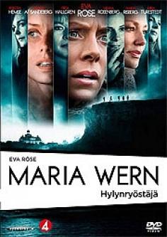 Maria Wern - Přízrak minulosti