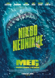 MEG: Hrozba z hlbín