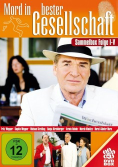 Mord in bester Gesellschaft - Der Tote im Elchwald