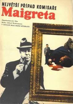 Najväčší prípad komisára Maigreta
