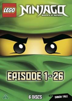 Ninjago – Nindžova cesta