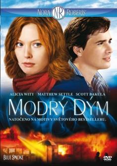 Nora Robertsová: Modrý dym