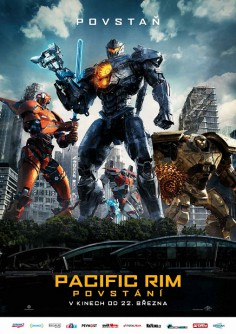 Pacific Rim: Povstanie