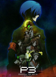 Persona 3 the Movie #3 Falling Down