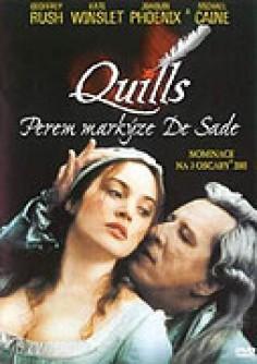 Quills - Perom markíza de Sade