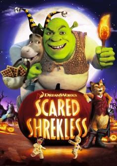 Shrek a hrôza