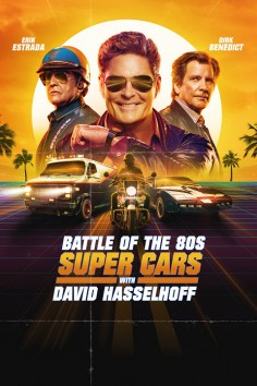 Souboj super aut z 80. let s Davidem Hasselhoffem