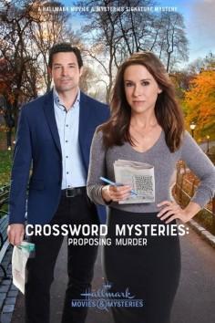 Tajemné křížovky: Návrh na vraždu