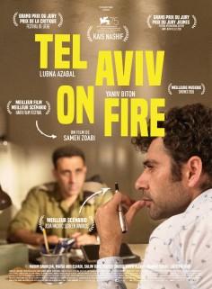 Tel Aviv v plamenech