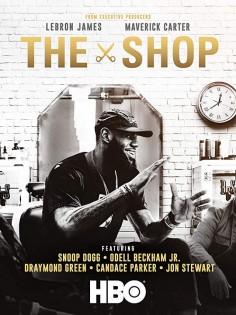The Shop: Pánský podnik