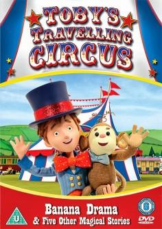Tobyho potulný cirkus