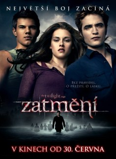 Twilight Saga: Zatmenie