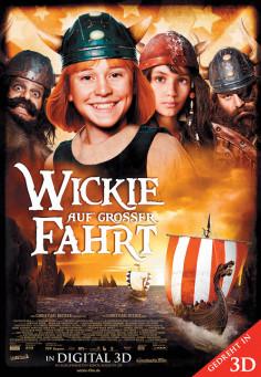 Viking Vicky a poklad bohů 3D