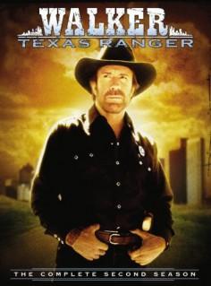 Walker, texaský jazdec